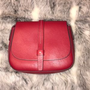 GAP CROSSBODY SADDLE BAG